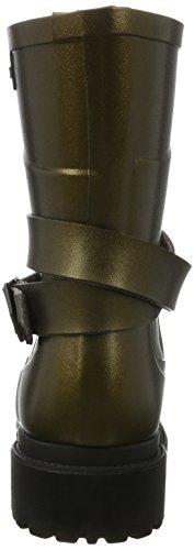 Women's Md Macadames Aigle Ankle Noir Gold Boots Goldbronze 7dqp8Tw8