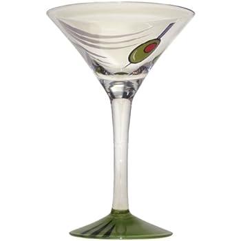 Amazoncom Westland Giftware 7 Inch Burton Morris Olives Martini