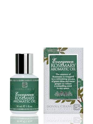 DONNA CHANG Rosemary Aromatic Oil 1.0 fl.oz. (2 Pack)