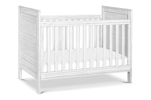 (DaVinci Fairway 3 in 1 Convertible Crib, Cottage White)
