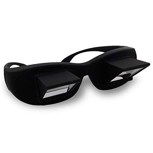 852445bb65 Lunettes pour lecture allongée paire de lunettes à angle modifié:  Amazon.fr: High-tech