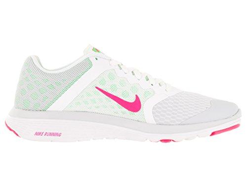 3 FS vltg Nike Laufschuhe P Silberfarben Pr hypr Run Damen Lite Grn Wmns Pltnm White EXwPSqwfT