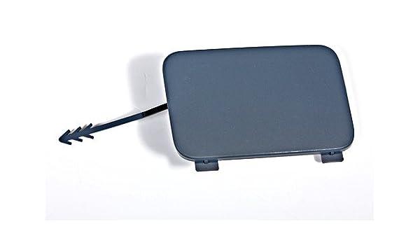 NEW GENUINE OEM AUDI Q5 2009-2015 Rear Bumper Tow Hook Eye Cover Primed LEFT