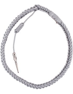 hg-a203-usaf-honor-guard-aig-silver-alum-closed-loop-enlisted-cords