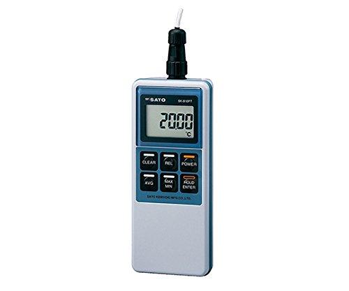 佐藤計量器製作所3-5914-01精密型デジタル標準温度計本体SK-810PT(8012-00) B07BD2JDCJ