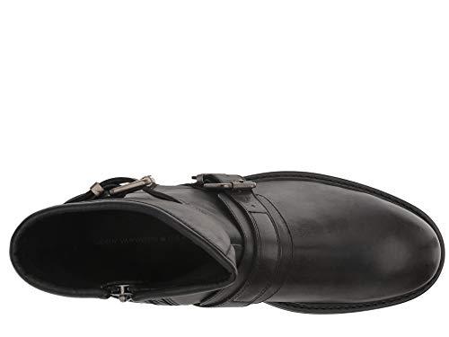6903782243342 SHOPUS | John Varvatos Men's Cooper Moto Buckle Boot Mineral ...