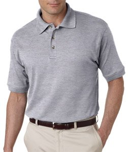 ULTRACLUB 8505 UltraClub® Men's Egyptian Interlock Polo 8505-simple (Ladies Egyptian Interlock Polo)