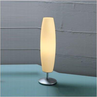 Zaneen Lighting D8-4076 Zenith Table Lamp, Nickel