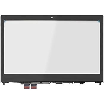 Bezel For Lenovo Flex 4-15 4-1570 4-1580 15.6/'/' Touch Screen Digitizer Glass