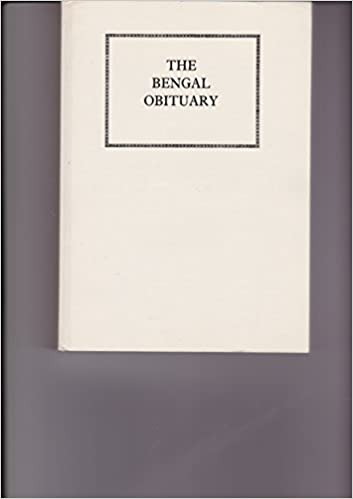 Buy The Bengal Obituary 1851 Book Online At Low Prices In India The Bengal Obituary 1851 Reviews Ratings Amazon In
