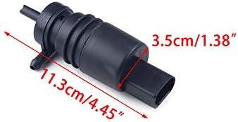 CITALL Windshield washer pump Fit For Mercedes-Benz C230 C240 C280 C300 C320 C350 2108690821