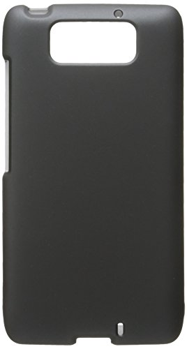 HR Wireless Motorola Droid Maxx/XT-1080M/Droid Ultra XT-1080 Rubberized Protective Cover - Retail Packaging - Gray