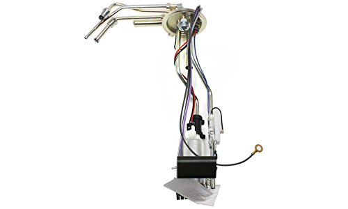 Evan-Fischer EVA1307209345 New Direct Fit Fuel Pump And Sender Assembly for C/K FULL SIZE PICKUP 88-95 Hanger Assembly For GAS Applications Electric