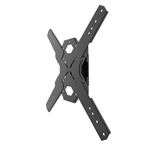 Kanto PS100 Tilting Mount for 26-inch to 60-inch TVs – For
