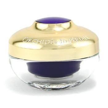 Price comparison product image Guerlain Orchidee Imperiale Exceptional Complete Care Eye and Lip Cream for Unisex, 0.5 Ounce
