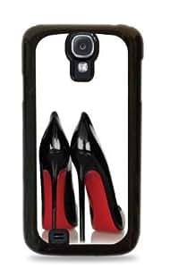 Louboutin Shoes Samsung Galaxy S4 Hardshell Case- Black - 809