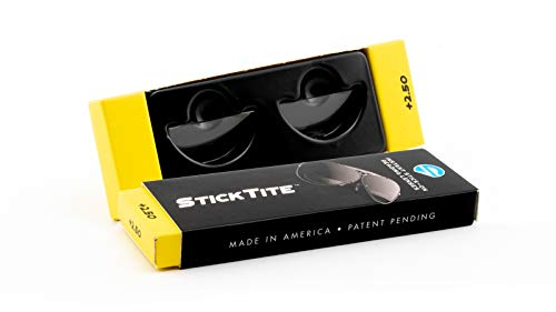 StickTite Instant Stick-On Bifocal Reading Lenses, 2.5 Magnification by STICKTITE LENS