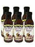 Walden Farms Super Fruits Balsamic Vinaigrette Salad Dressing 12Oz 6Pk