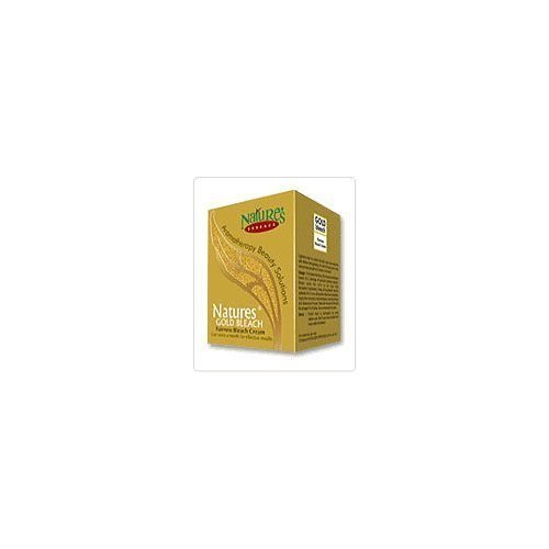 Nature's Gold Bleach Fairness Bleach Cream 43 g (Pack of 2) nature' s organics