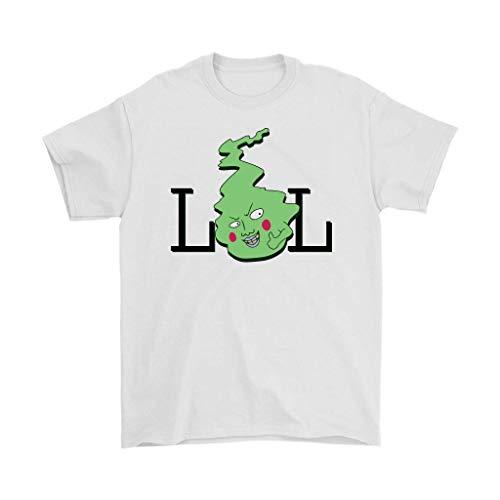Dimples | Green Spirit | A LOL Cult. Mob Psycho 100 T-Shirt for Men]()