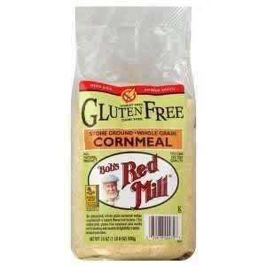 (Bob's Red Mill Gluten Free Cornmeal - 24 oz - 3 Pack)