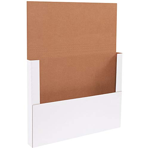 Aviditi M24182BF Easy-Fold Mailers - 24