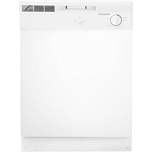 Frigidaire 24' White Built-In Dishwasher