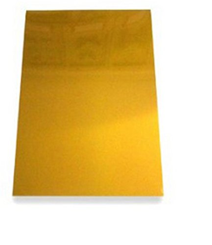 1 Pc A4 Hot Foil Stamp Water Soluble Photopolymer Plate
