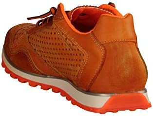 Cetti C-848-V20 - Herren Schuhe Sneaker - nat-t-w-Ambar-orange