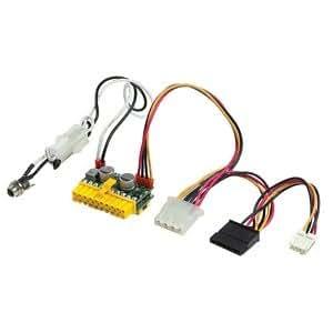 Mini-Box picoPSU-120 - Fuente de alimentación ATX (12 V-DC/DC)