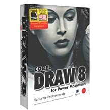 Corel Draw 8 for Power Macintosh