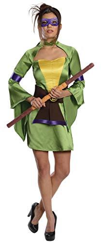 (Teenage Mutant Ninja Turtles Donatello Kimono Women's)