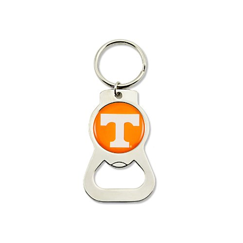 Tennessee Volunteers Ncaa Key Ring - aminco NCAA Tennessee Volunteers Bottle Opener Key Ring