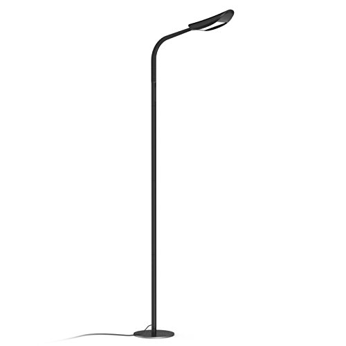 Avantica 13W Led Floor Lamp Dimmable (71 inch,1850 lumens,5 Color Temperatures from 3000K-6000K,5 Brightness Levels,Touch Control) LED Reading Lamp for Living Room, Bedroom,Office by Avantica