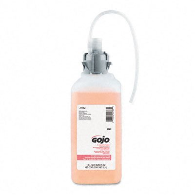 1,500 Ml Refill (Gojo Cx Luxury Foam Soap 1500Ml)