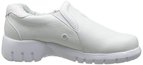Cherokee Women's Robin Work Shoe, White, 9.5 M US by Cherokee (Image #7)