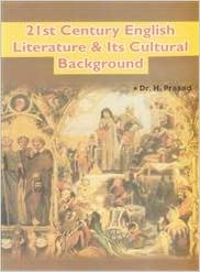 Buy 21st Century English Literature And Its Cultural Background Book