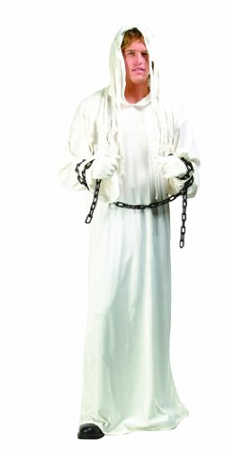 Ghostly Ghost Teen Costume Teen Size 16 - 18 (Ghostly Costume)