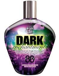 Tan Inc. Brown Sugar DARK ENCHANTMENT Tingle Bronzer - 13.5 oz.
