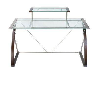 Brenton Studio Merido Main Desk, 55-in W x 28.35-in D x 36-in H