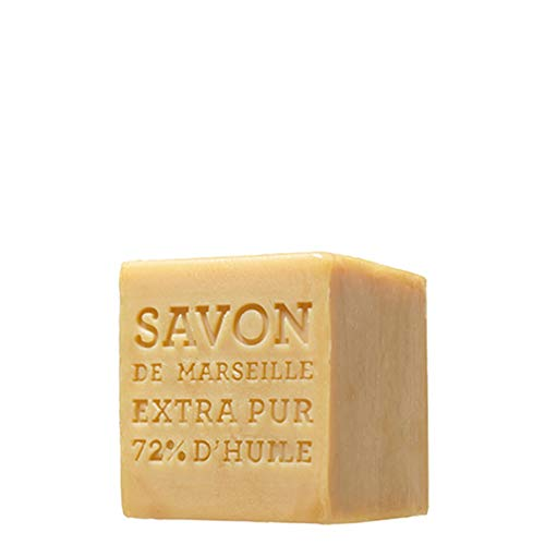 Compagnie de Provence Savon Marseille Palm Soap Cube - 400 grams - Made in France