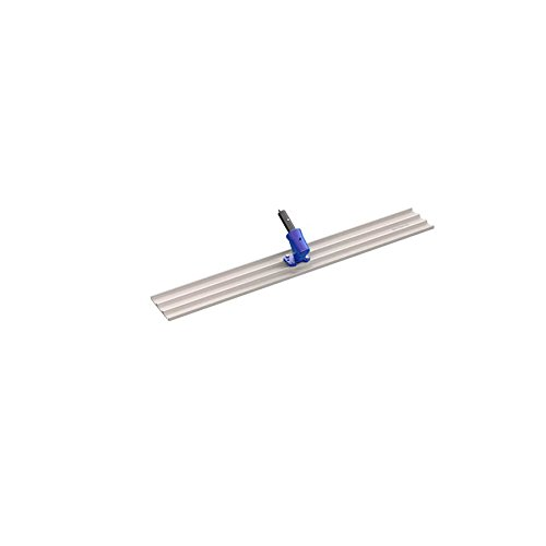 Bon 82-416 60-Inch by 8-Inch Square End Magnesium Bull Float with Wormgear Bracket