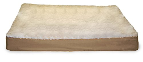 Beds 4 All Double Orthopedic Mat, 24 x 30-Inch, Tan