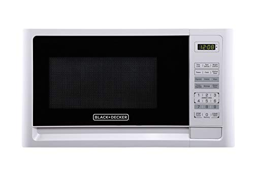 Black+Decker EM031MFO-X1 1.1 Cu. Ft. Digital Microwave