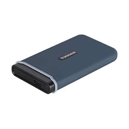 chollos oferta descuentos barato Transcend TS480GESD350C Disco de Estado sólido 480 GB USB 3 1 Gen 2 USB Type C