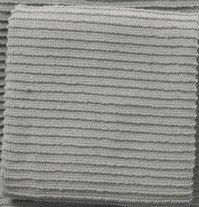 (DANICA NOW DESIGNS Ripple Towel London Grey, 1 Each)