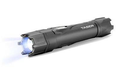 Taser-Strikelight-Rechargeable-Flashlight-with-Stun-Gun