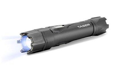 Taser-Strikelight-Rechargeable-Flashlight-with-Stun-Gun
