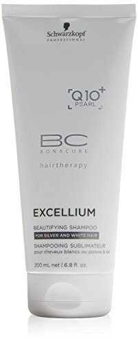 Schwarzkopf Professional BC Bonacure Excellium Q10+ Pearl Beautifying Shampoo 200ml by SCHWARZKOPF