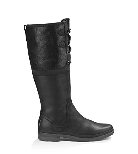 Women's Ugg Cecile Waterproof Boot, Size 10 M - Black
